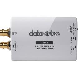Datavideo CAP-1 SDI to USB 3.0 Capture Box