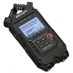 ZOOM - H4N PRO BLACK HANDY RECORDER