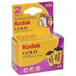 Kodak Gold ISO 200 - 135mm film - 24 -  2 filma