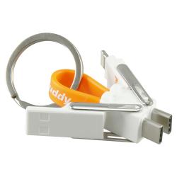The Jupio CableBuddy USB prekonektor
