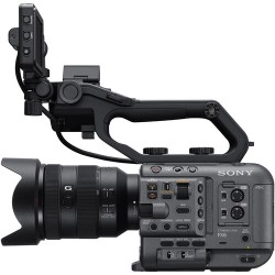 Sony PXW-FX6 XDCAM 6K Full-Frame Camera body