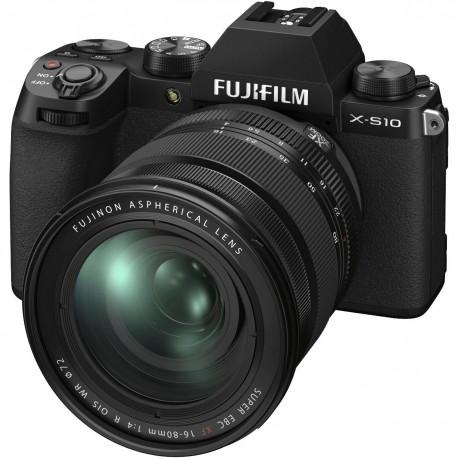 Fujifilm X-S10 + XF 16-80mm F4 R OIS WR