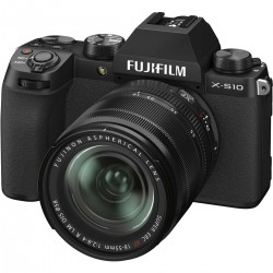 Fujifilm X-S10 + XF 18-55mm f2.8-4 R LM OIS