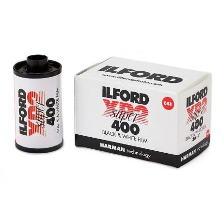 Ilford XP-2 Super 135/36 ISO 400 črno-beli film