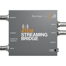Blackmagic ATEM MINI Streaming Bridge