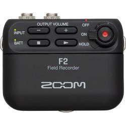 ZOOM F2 snemalnik zvoka z lavalier mikrofonom
