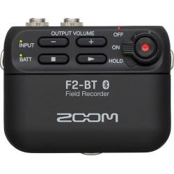 ZOOM F2-BT Bluetooth snemalnik z lavalier mikrofonom