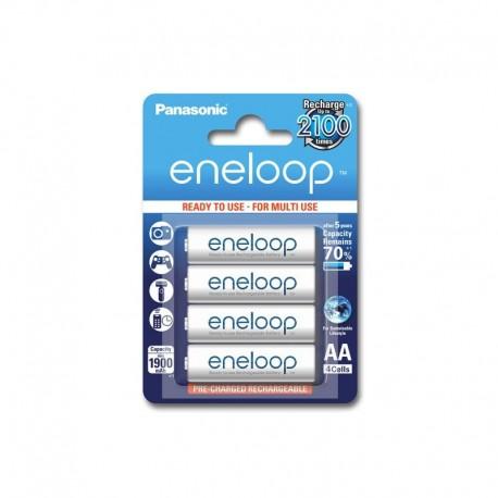 Panasonic Eneloop AA polnilne baterije 4 kosi
