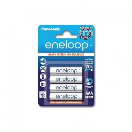 Panasonic Eneloop AAA polnilne baterije 4 kosi