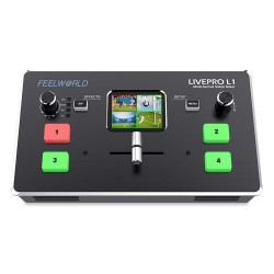 FEELWORLD LIVEPRO L1 Multi-format Video Mixer