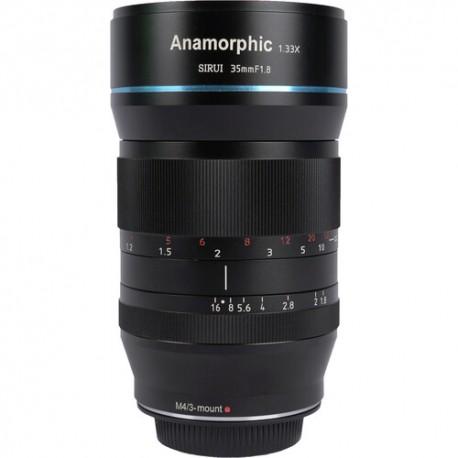 SIRUI 35mm F1.8 Anamorphic 1.33X objektiv