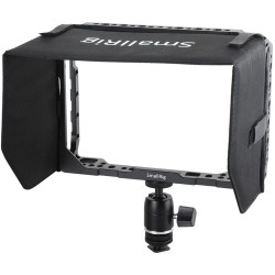 "SmallRig 7"" Monitor Cage + Sunhood za BMD Video Assist"