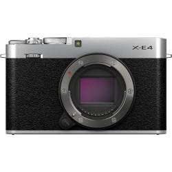 Fujifilm X-E4 - BODY (srebrn)