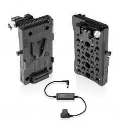 SHAPE Sony FX6 V-Mount pivoting battery plate