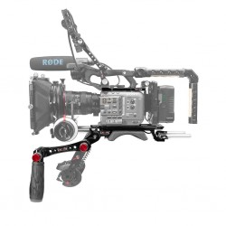SHAPE Sony FX6 baseplate and top plate with handle