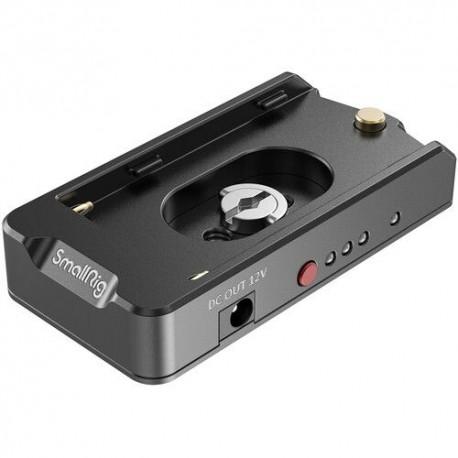 SmallRig NP-F Battery Adapter Plate