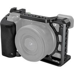 SmallRig Cage + Silicone Handle za Sony A6100/A6300/A6400