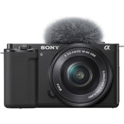 Sony ZV-E10 + SELP1650