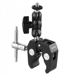 SmallRig Multi-Functional Crab-Shaped Clamp + Ballhead Arm - 2161