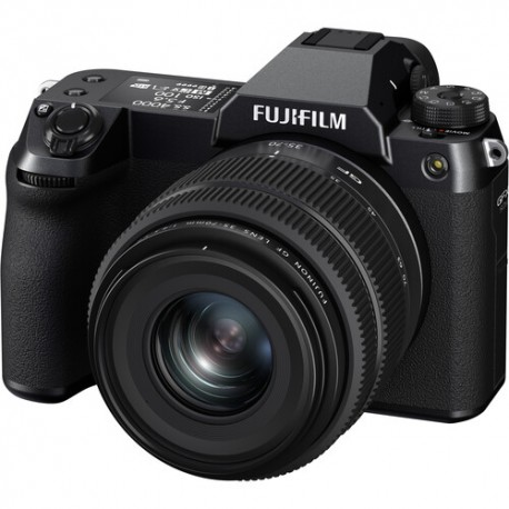 Fujifilm GFX 50S II + GF 35-70mm