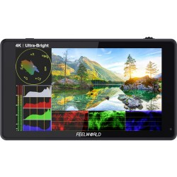 """FeelWorld LUT6 6"""" Touch Screen HDMI Monitor"""