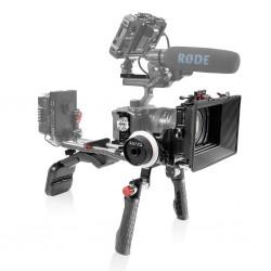 SHAPE Sony FX3 Shoulder Mount Matte Box Follow Focus