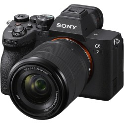 Sony A7 Mark IV + 28-70mm objektiv