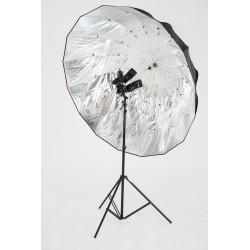 Lastolite Mega dežnik 157cm srebrn Parabol