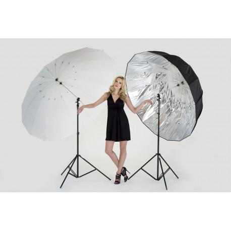 Lastolite Mega dežnik Kit+Frame+Tran/SilvPara