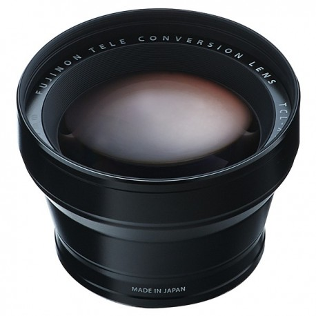 Fujifilm TCL-X100S Tele Angle Lens črne barve