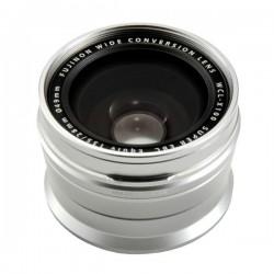 Fujifilm WCL-X100S Wide Angle Lens srebrne barve
