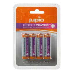 Jupio Direct Power Plus AA Ni-Mh 2500 polnilne baterije