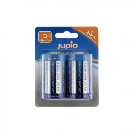 Jupio D - LR20 Alkaline baterije