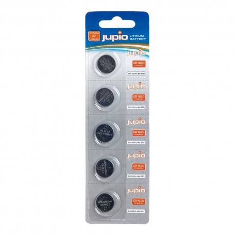 Jupio CR1620 3V baterija - 1 kos