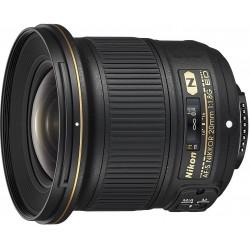 Nikon AF-S 20mm f/1,8G ED
