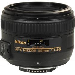 Nikon AF-S 50mm f/1,4G NIKKOR