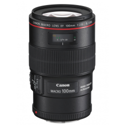 100mm f/2.8 L Macro IS USM (3554B005AA) objektiv Canon