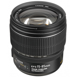 15-85mm f/3.5-5.6 IS USM (3560B005AA) objektiv Canon