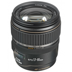 17-85mm f/4-5.6 USM IS (9517A008AA) objektiv Canon