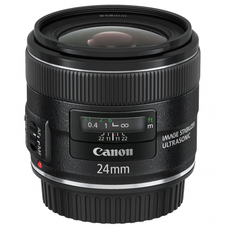24mm f/2,8IS USM (5345B005AA) objektiv Canon