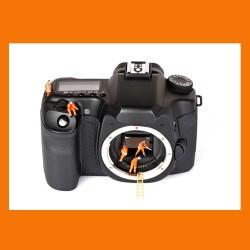 Čiščenje D-SLR fotoaparata