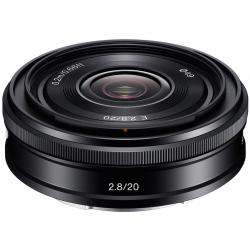 Sony E 20 mm F2,8 (SEL20F28)