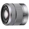 Sony E 18-55 mm F3,5-5,6 OSS srebrn (SEL1855)