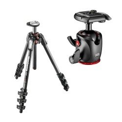 Manfrotto komplet: MT190CXPRO4 stojalo + MHXPRO-BHQ2 glava