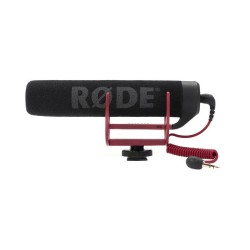 RODE VIDEO MIC GO - DIRECTIONAL ON-CAMERA MICROPHONE