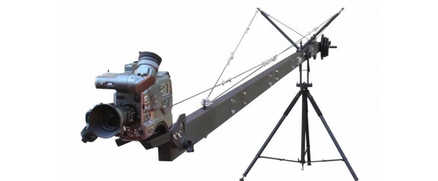 Krani in vozički - Cranes & Dollys