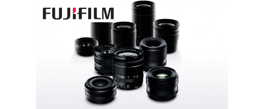 Fujifilm objektivi