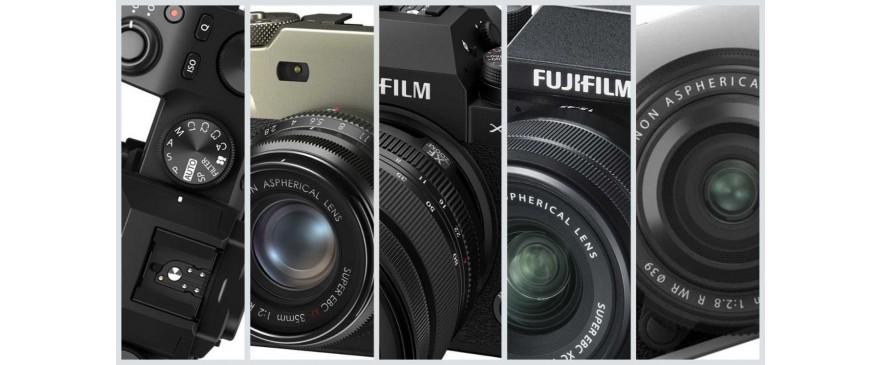 Fotoaparati z izmenljivimi objektivi