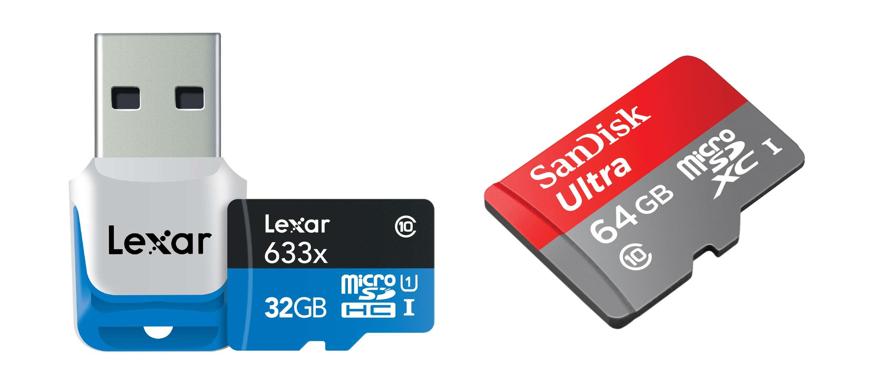 Micro SD Secure Digital