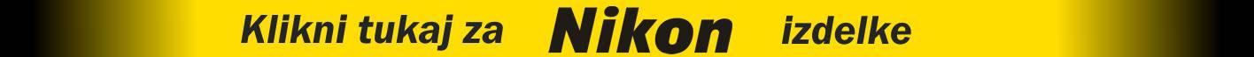 Vstop v najugodnejšo Nikon foto trgovino